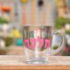 כוס ממותגת במיתוג אישי, משתלה בגדרה